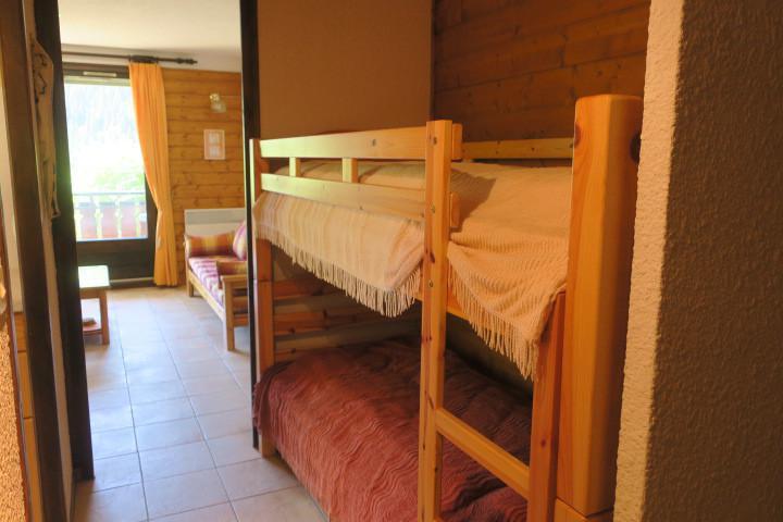 Location au ski Appartement 2 pièces coin montagne 4 personnes (CN13) - Résidence le Corinna - Châtel - Banquette-lit tiroir