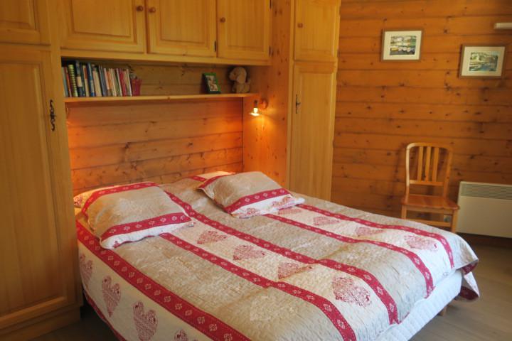 Location au ski Appartement 2 pièces coin montagne 4 personnes (CN13) - Résidence le Corinna - Châtel - Chambre
