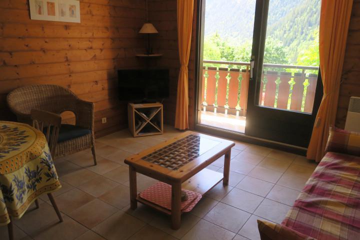 Location au ski Appartement 2 pièces coin montagne 4 personnes (CN13) - Résidence le Corinna - Châtel - Séjour