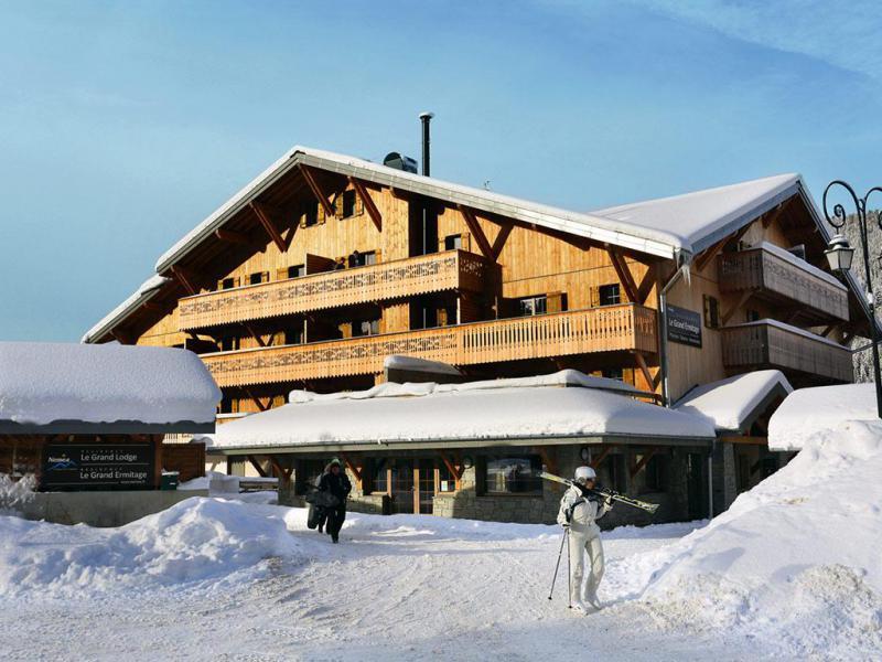 Аренда на лыжном курорте Résidence le Grand Ermitage - Châtel