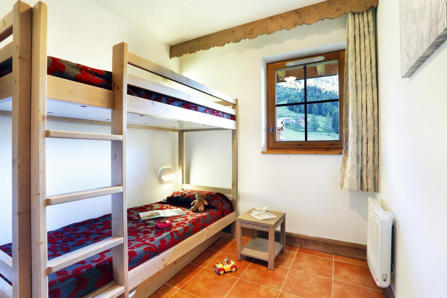 Аренда на лыжном курорте Résidence le Grand Lodge - Châtel - Двухъярусные кровати