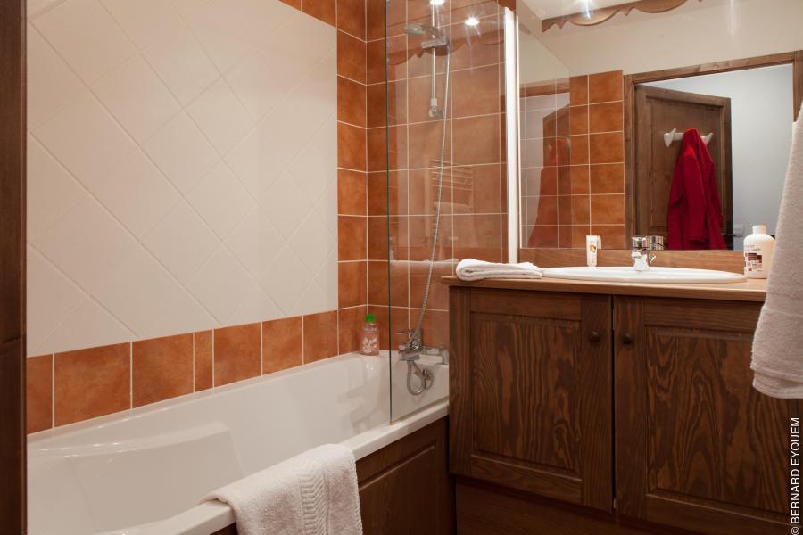 Location au ski Residence Le Grand Lodge - Châtel - Salle de bains