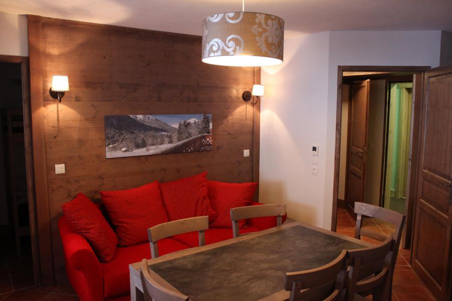 Location au ski Residence Le Grand Lodge - Châtel - Séjour
