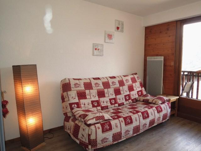 Location au ski Appartement 2 pièces coin montagne 4 personnes - Résidence le Joran - Châtel - Lits gigognes