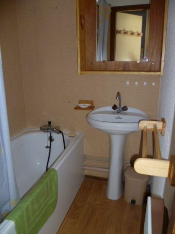 Rent in ski resort 2 room apartment 4 people (201) - Résidence le Linga - Châtel - Bathroom