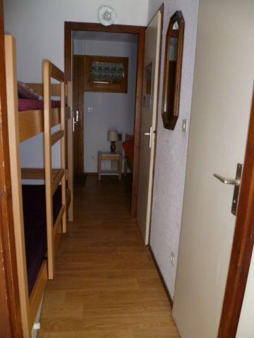 Rent in ski resort 2 room apartment 4 people (201) - Résidence le Linga - Châtel - Corridor