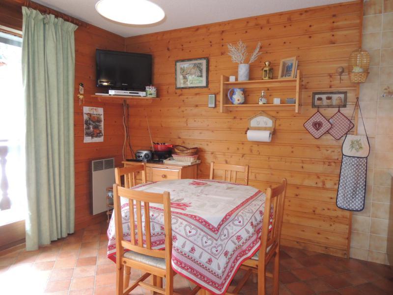 Wynajem na narty Apartament 2 pokojowy z alkową 4 osoby (19) - Résidence le Mermy - Châtel