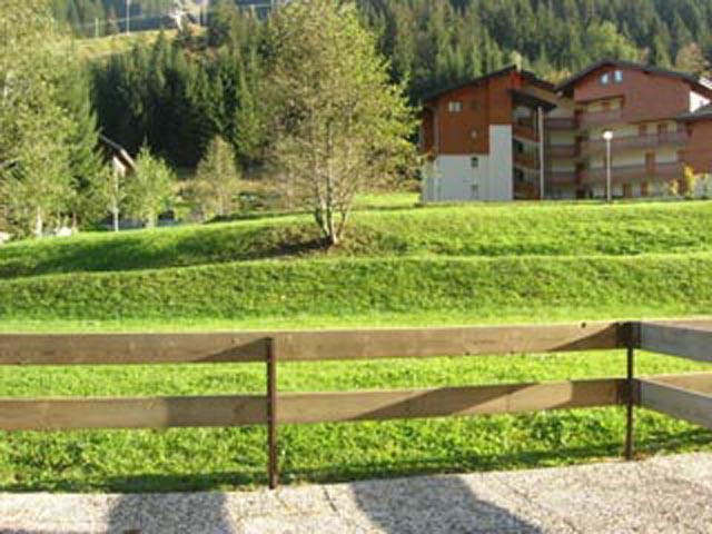 Location au ski Appartement 2 pièces 4 personnes (B4) - Résidence le Mermy - Châtel