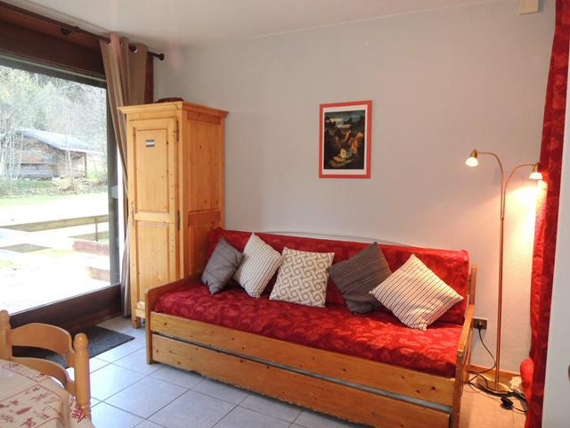 Location au ski Appartement 2 pièces 4 personnes (A2) - Résidence le Mermy - Châtel - Séjour