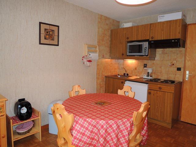 Location au ski Appartement 2 pièces 4 personnes (A6) - Résidence le Mermy - Châtel - Cuisine