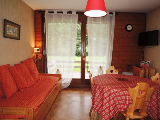 Location au ski Appartement 2 pièces 4 personnes (A6) - Résidence le Mermy - Châtel - Séjour