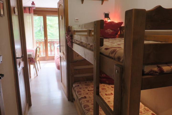 Location au ski Appartement 2 pièces 4 personnes (A8) - Résidence le Mermy - Châtel - Chambre
