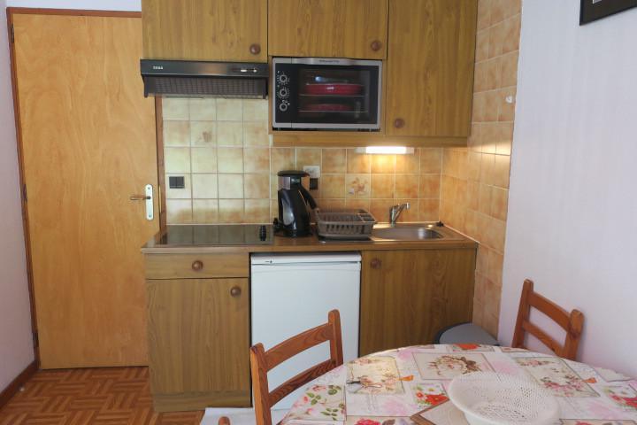 Location au ski Appartement 2 pièces 4 personnes (B4) - Résidence le Mermy - Châtel - Cuisine