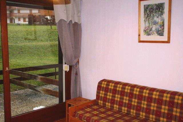 Location au ski Appartement 2 pièces 4 personnes (B4) - Résidence le Mermy - Châtel - Séjour