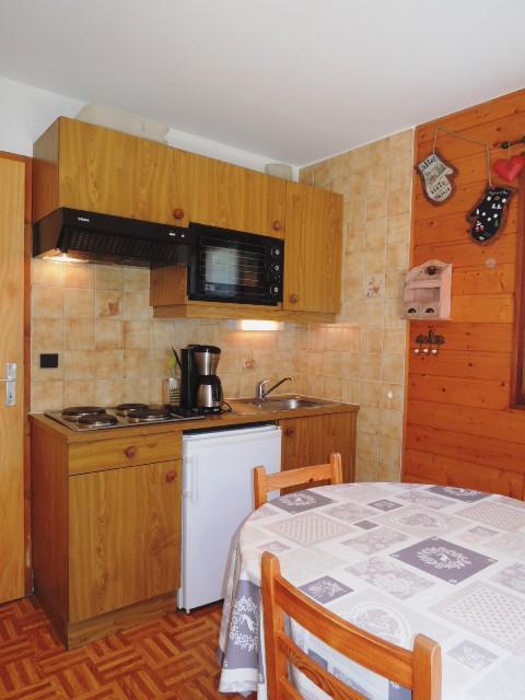 Location au ski Appartement 2 pièces 4 personnes (B8) - Résidence le Mermy - Châtel - Cuisine