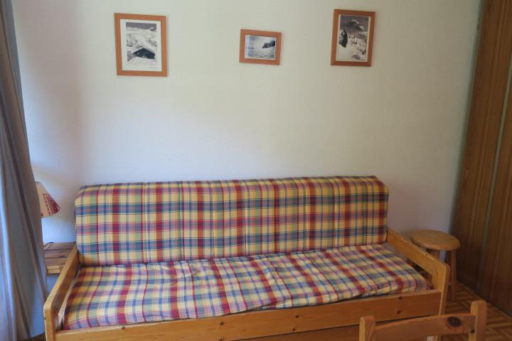 Location au ski Appartement 2 pièces 4 personnes (B8) - Résidence le Mermy - Châtel - Séjour