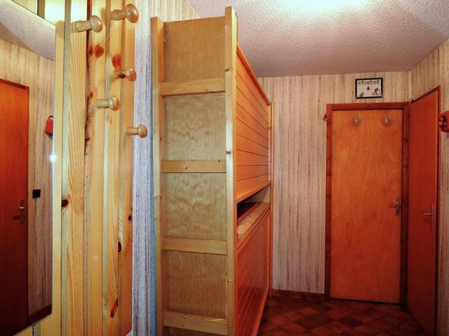 Location au ski Appartement 2 pièces coin montagne 4 personnes (19) - Résidence le Mermy - Châtel - Chambre