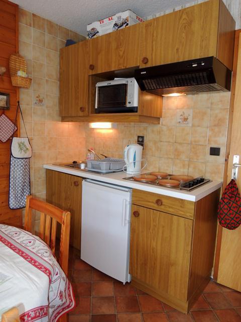 Location au ski Appartement 2 pièces coin montagne 4 personnes (19) - Résidence le Mermy - Châtel - Cuisine