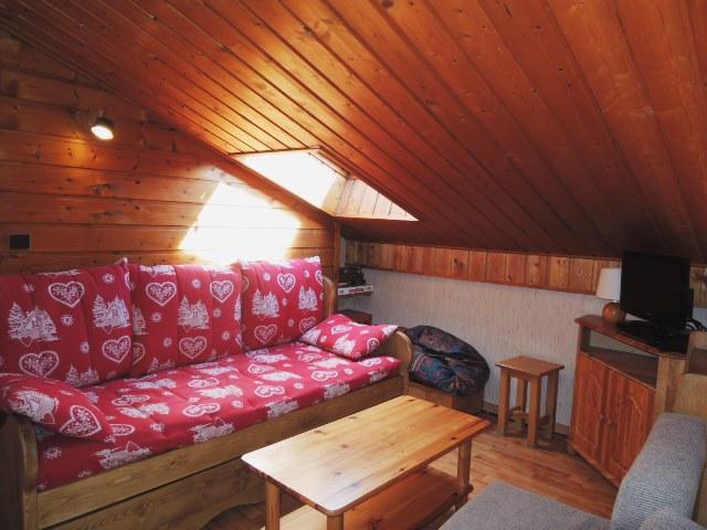 Location au ski Appartement duplex 3 pièces coin montagne 8 personnes (A23) - Résidence le Mermy - Châtel - Mezzanine