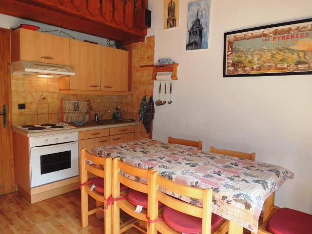 Location au ski Appartement duplex 3 pièces coin montagne 8 personnes (A23) - Résidence le Mermy - Châtel - Séjour