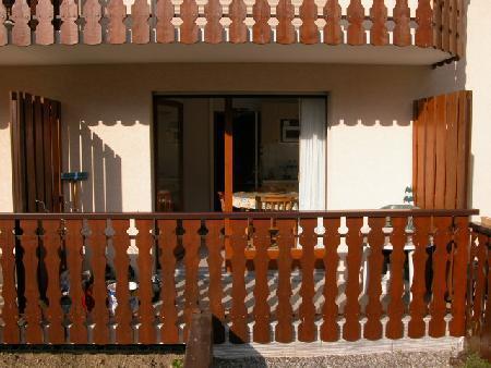 Rent in ski resort Studio sleeping corner 3 people (4) - Résidence le Mouflon - les Jonquilles - Châtel - Apartment