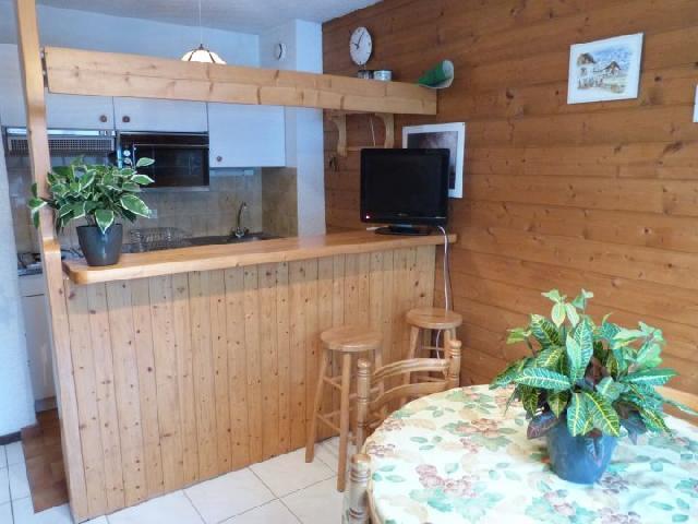 Аренда на лыжном курорте Апартаменты 2 комнат 4 чел. (156) - Résidence le Moulin - Châtel - апартаменты