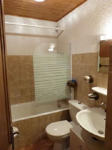 Аренда на лыжном курорте Апартаменты 2 комнат 4 чел. (156) - Résidence le Moulin - Châtel - Ванна