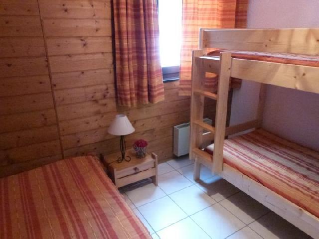 Аренда на лыжном курорте Апартаменты 2 комнат 4 чел. (156) - Résidence le Moulin - Châtel - Двухъярусные кровати