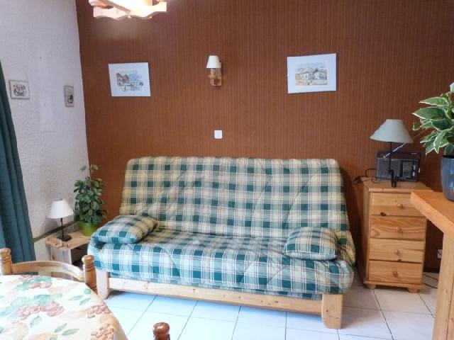 Location au ski Appartement 2 pièces 4 personnes (156) - Résidence le Moulin - Châtel - Extérieur hiver