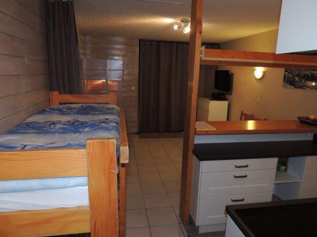 Аренда на лыжном курорте Квартира студия со спальней для 3 чел. (180) - Résidence le Moulin - Châtel - апартаменты