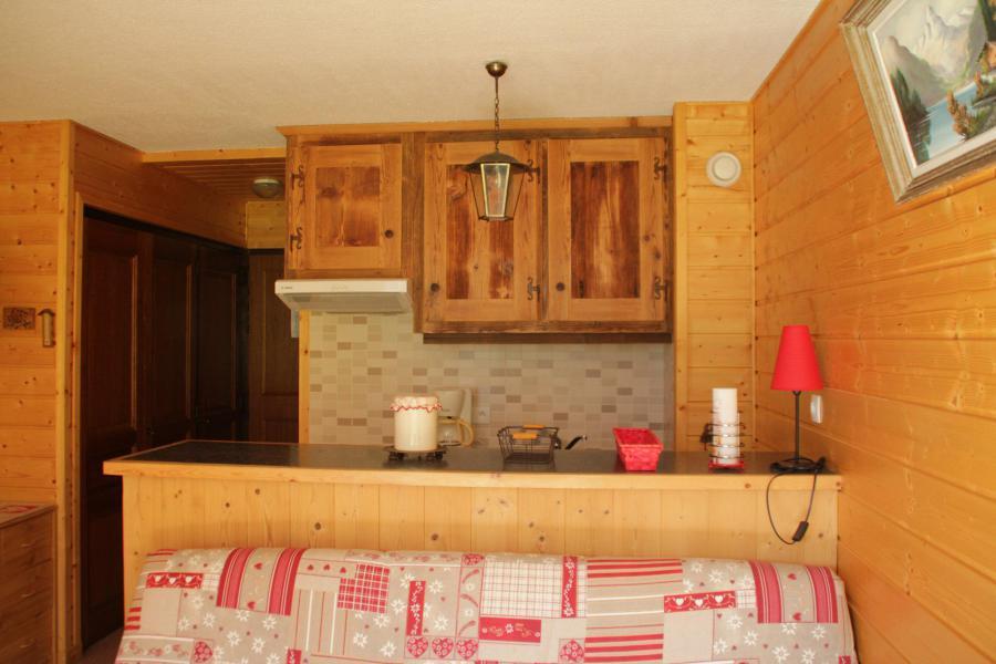 Location au ski Studio 4 personnes - Résidence le Sylvia - Châtel - Kitchenette