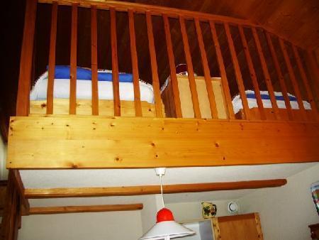 Location au ski Appartement 2 pièces mezzanine 5 personnes (17A) - Résidence le Terroit - Châtel - Mezzanine