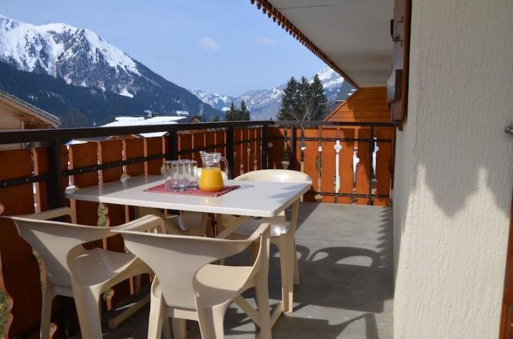 Location au ski Studio 4 personnes - Résidence le Terroit - Châtel - Appartement