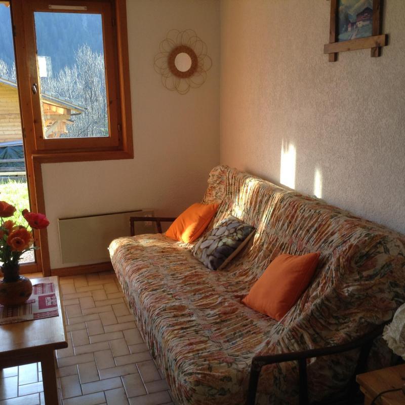 Location au ski Studio coin montagne 4 personnes (27B) - Résidence le Terroit - Châtel - Appartement