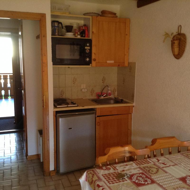 Аренда на лыжном курорте Квартира студия со спальней для 4 чел. (27B) - Résidence le Terroit - Châtel - апартаменты