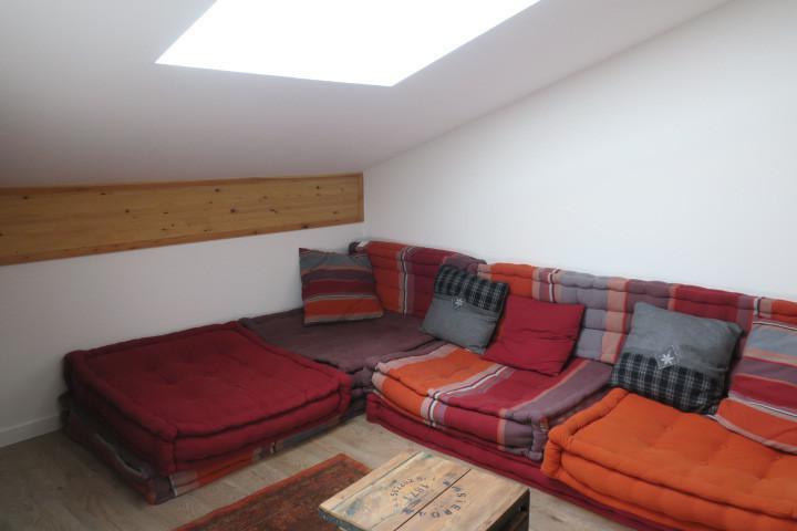 Rent in ski resort 4 room duplex apartment 6 people (A32) - Résidence les 4 Eléments - Châtel - Living room