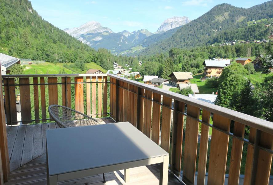 Location au ski Appartement 3 pièces coin montagne 6 personnes (B205) - Résidence les 4 Eléments - Châtel