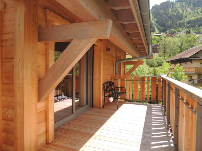 Location au ski Appartement duplex 4 pièces 6 personnes (A32) - Résidence les 4 Eléments - Châtel