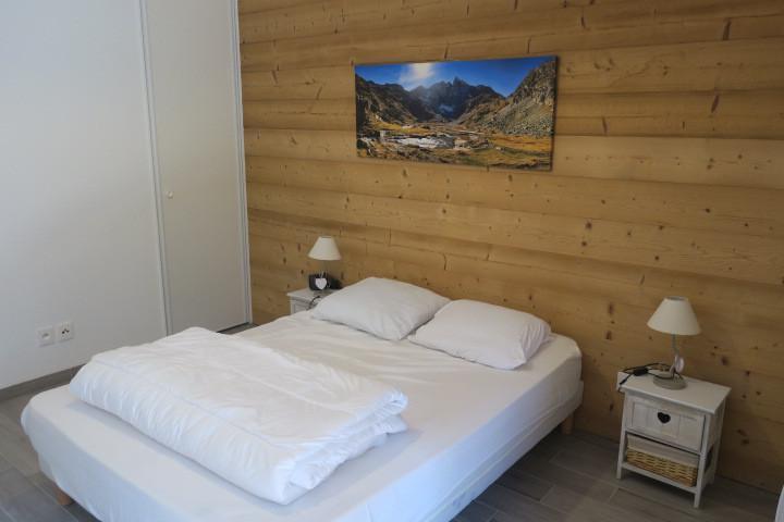 Location au ski Appartement 2 pièces cabine 6 personnes (C01) - Résidence les 4 Eléments - Châtel