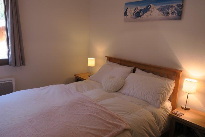 Location au ski Appartement 3 pièces coin montagne 6 personnes (A14) - Résidence les 4 Eléments - Châtel - Chambre