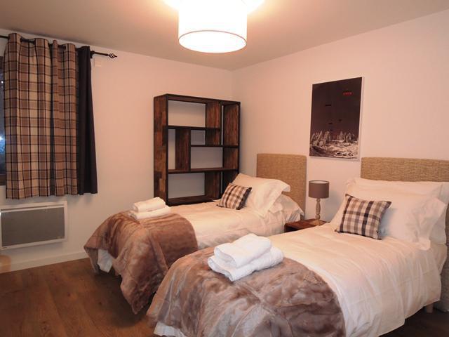 Location au ski Appartement duplex 4 pièces 6 personnes (A32) - Résidence les 4 Eléments - Châtel - Chambre