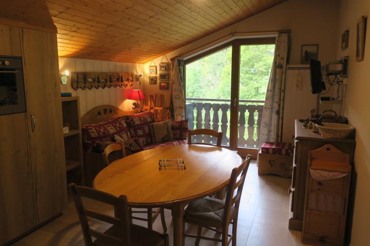 Location au ski Appartement 2 pièces 6 personnes (A33) - Résidence les Avenières - Châtel