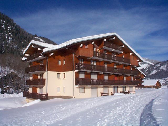 Location au ski Résidence les Avenières - Châtel
