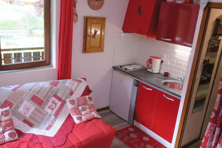 Location au ski Studio coin montagne 4 personnes (19) - Résidence les Campanules - Châtel - Appartement