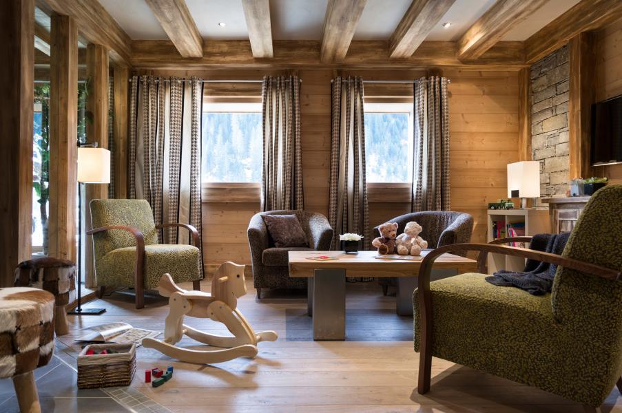 Location au ski Residence Les Chalets D'angele - Châtel - Réception