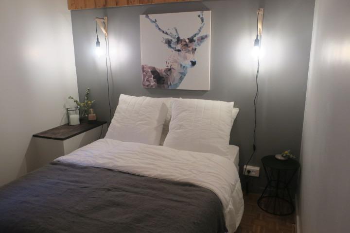 Location au ski Appartement 2 pièces 5 personnes (B24) - Résidence les Chalets de Perthuis - Châtel - Chambre