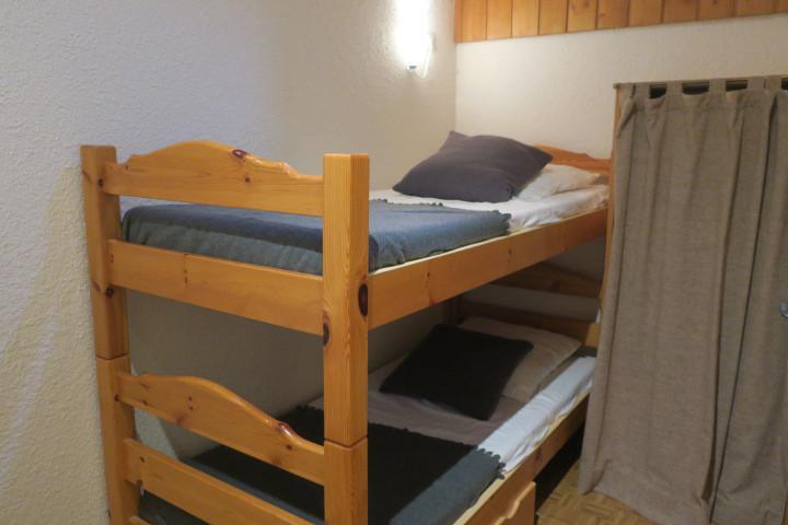Location au ski Appartement 2 pièces 5 personnes (B24) - Résidence les Chalets de Perthuis - Châtel - Lits superposés