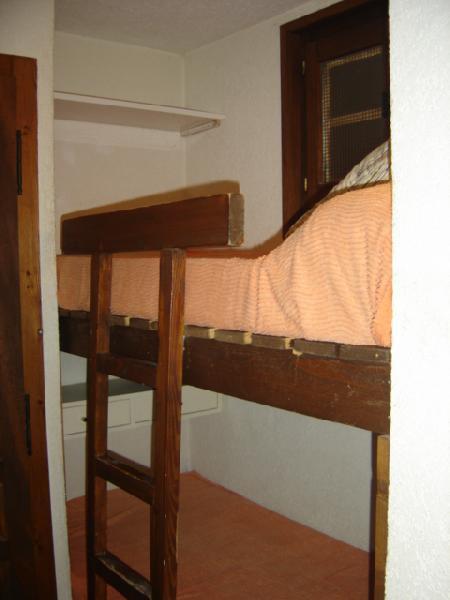 Rent in ski resort Studio sleeping corner 3 people (D) - Résidence les Covillets - Châtel - Bunk beds