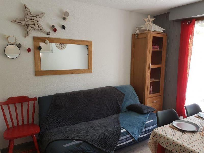 Аренда на лыжном курорте Апартаменты 2 комнат 5 чел. (IRI006) - Résidence les Iris - Châtel - Диван-кровать