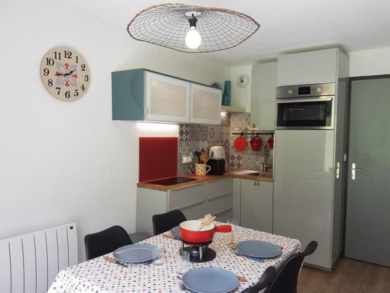 Аренда на лыжном курорте Апартаменты 2 комнат 5 чел. (IRI006) - Résidence les Iris - Châtel - Салон